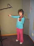 Zoë the Violinist