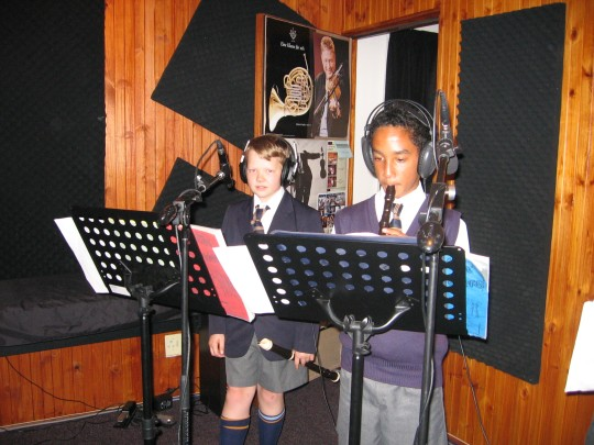 Rondebosch Boys Prep Recorder Ensemble