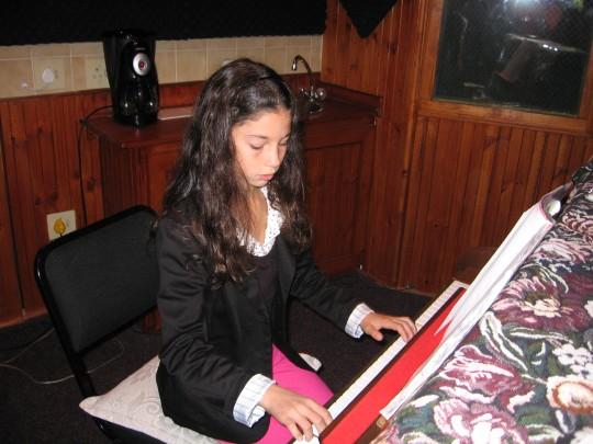 Chanre Joubert 10 jaar Laerskool Mikro