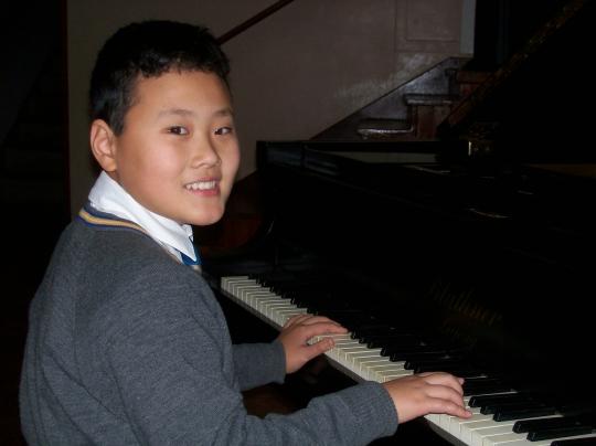 Jeffrey Hong Monte Vista Primary