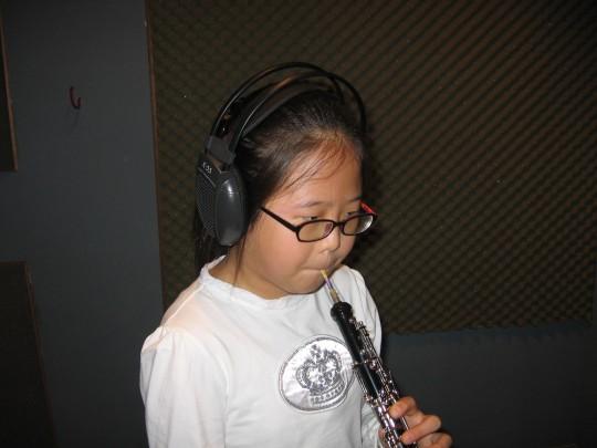 Sandy Hong - Monte Vista Primary (Hugo Lambrechts Music Centre)