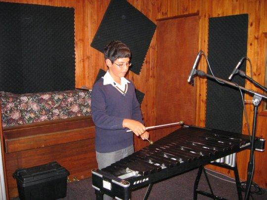 Emilio February - Milnerton Primary School (Hugo Lambrechts Music Centre)