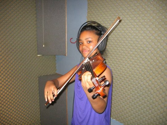 Danielle Salies (grade 7) - New Orleans Primary