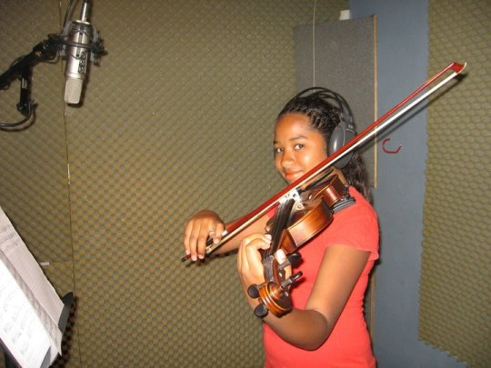 Zoe Adonis (13) - Fanie Theron Primary