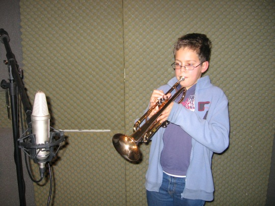 Rohan Stafford (Edgemead Primary) Trumpet