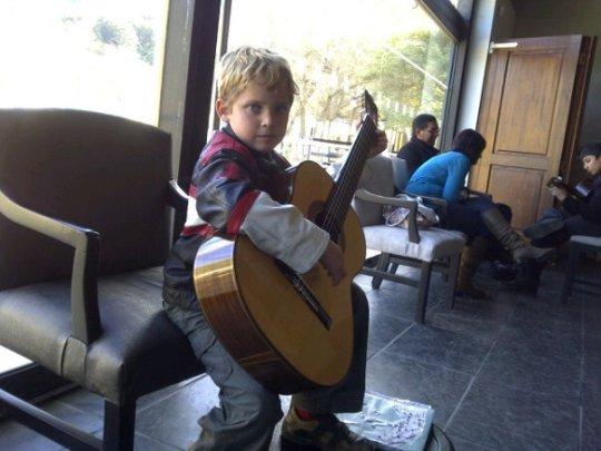 Markus Duvenhage (8) and Durbanville Voorbereidings Skool