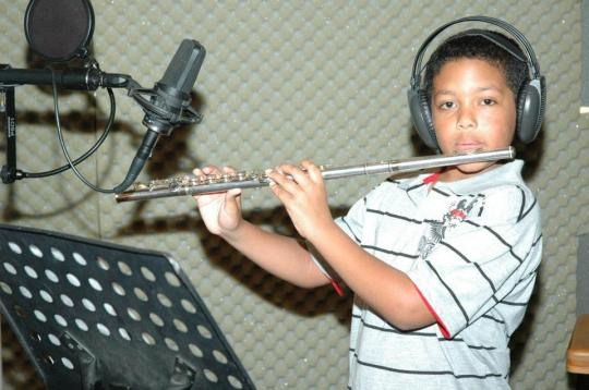 Josh Southgate from Silversands Primary was featured on our Desember program.