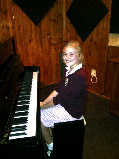 Sarah Slabbert (11) - Piano